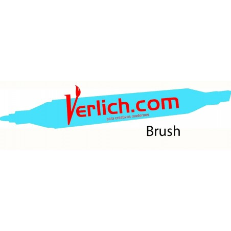 Marcador Touch Brush Cerulean Blue Light 262