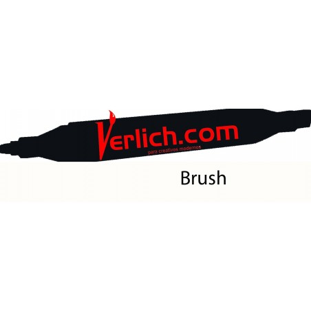 Marcador Touch Brush Cool Grey 9