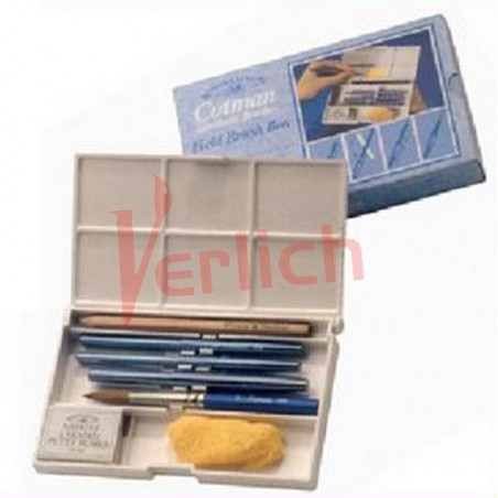 Pincel Cotman No. 506 Field Brush Box Winsor and Newton