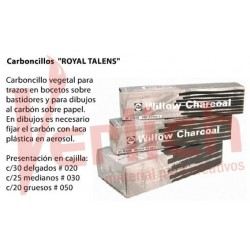 Carboncillos Royal Talens
