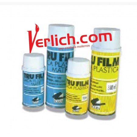 Laca plastica BRILLANTE Tru Film Chico 100 ml