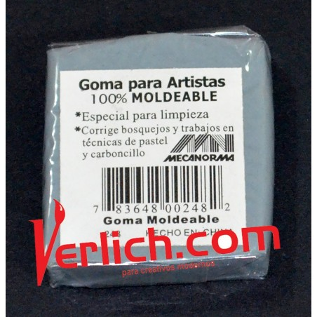 Goma Moldeable Mecanorma