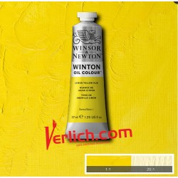 Oleo Winton Amarillo Limon 37ML.