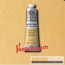 Oleo Winton Amarillo Napoles Hue 37ML.
