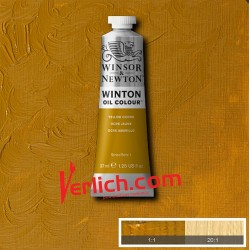Oleo Winton Amarillo Ocre 37ML.