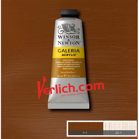 Acrilico Galeria Siena Natural 552 60ml