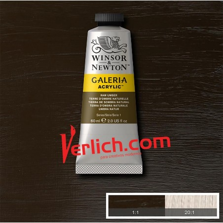 Acrilico Galeria Sombra Natural 554 60ml