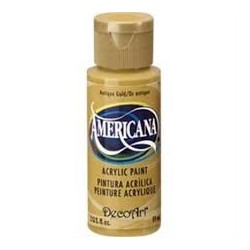 Americana Antique Gold DA 09 2oz.