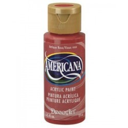Americana Antique Rose DA 156 2oz.