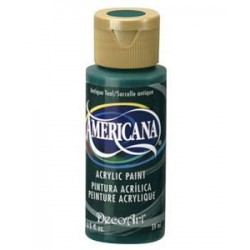 Americana Antique Teal DA 158 2oz.