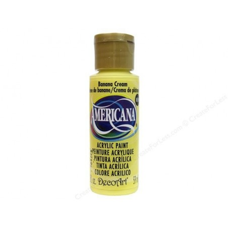 Americana Banana Cream DA 309 2oz.