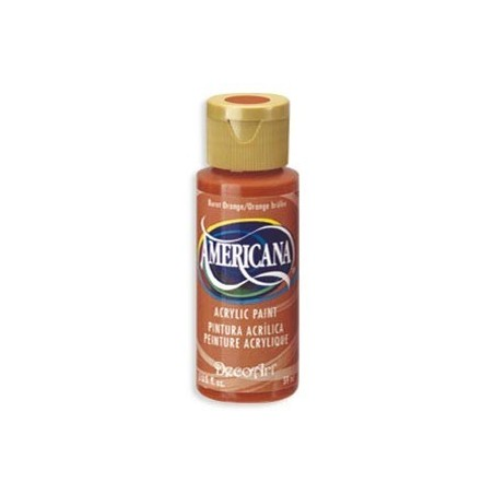 Americana Burnt Orange DA 16 2oz.