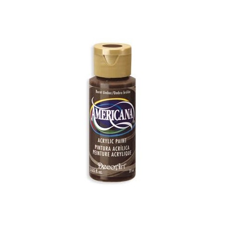 Americana Burnt Umber DA 064 2oz.