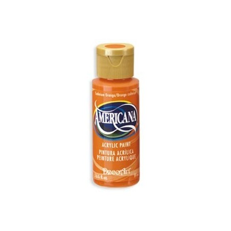 Americana Cadmiun Orange DA 014 2oz.