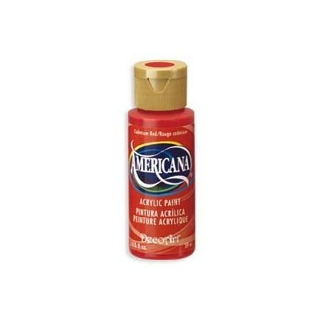 Americana Cadmiun Red DA 015 2oz.