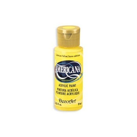 Americana Cadmiun Yellow DA 010 2oz.