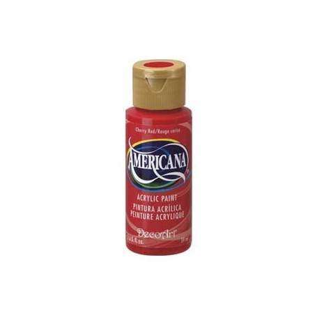Americana Cherry Red DA 159 2oz.