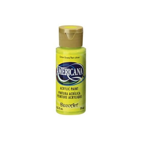 Americana Citron Green DA 235 2oz.