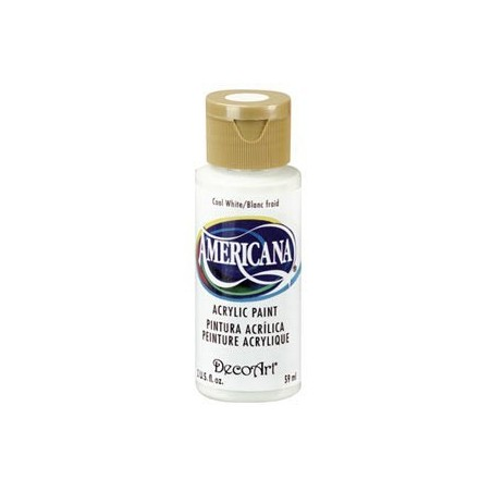 Americana Cool White DA 240 2oz.