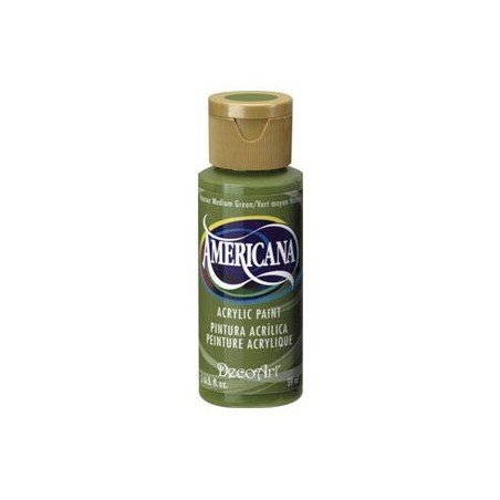 Americana Hauser Medium Green DA 132 2oz.